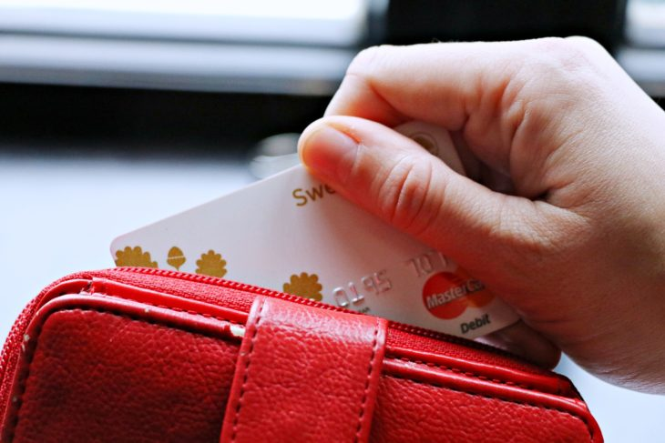 Mastercard kort betalning av resa