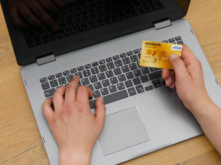 Visa kort betalning